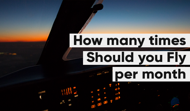 How to keep flight training affordable?