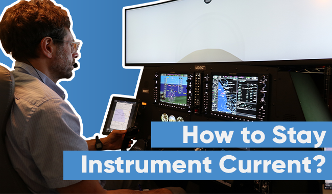 What are the requirements to stay instrument current to fly IFR