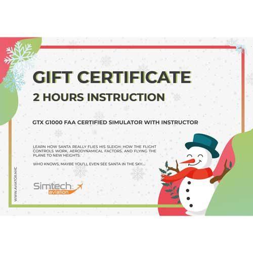 Chrismas-Gift-Certificate-pilot-aviation-near-me_square