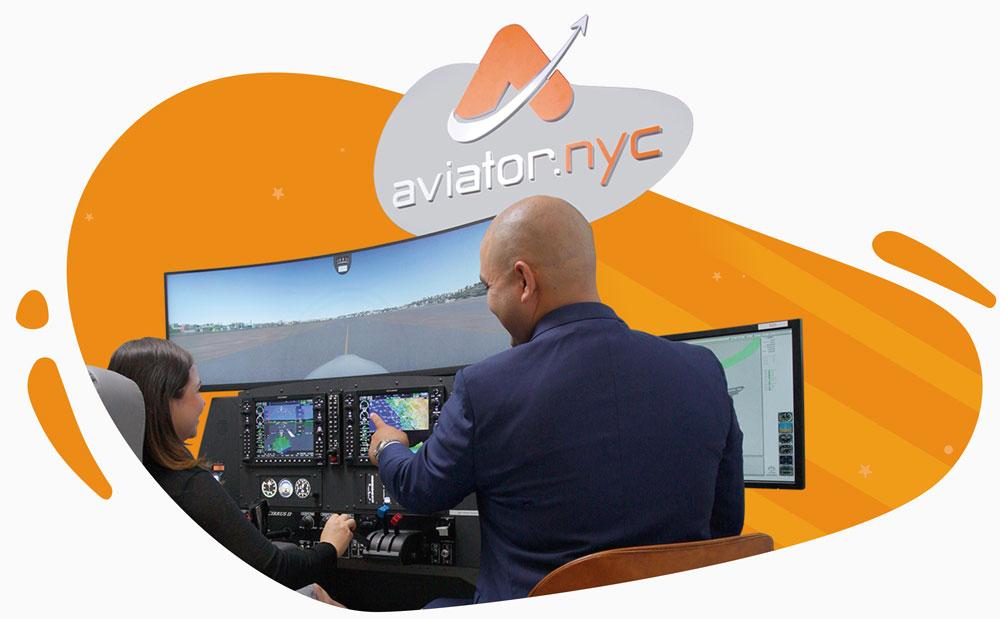 Simtech_Flight_School_NYC_AATD_G1000_Simulator