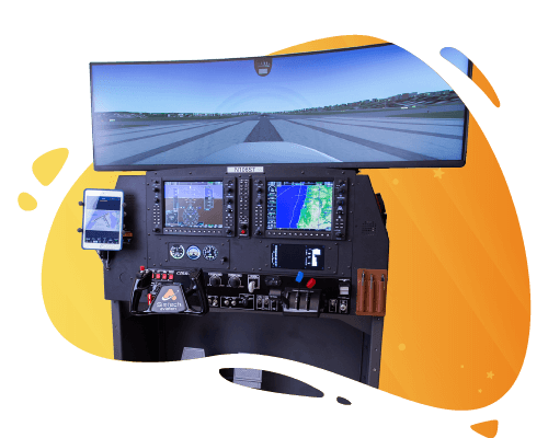 Simtech Aviation Flight Simulator G1000