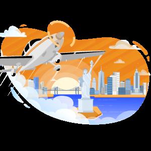Cirrus-Flight-Simulator-New-Jersey New York